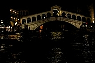 Venice by night, Venezia, Italy